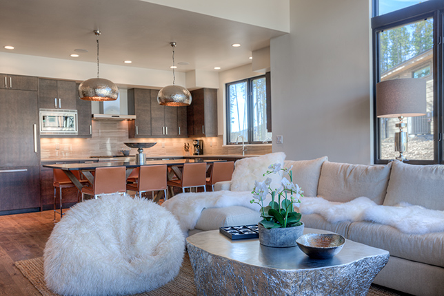 Alpine Bend Living Room