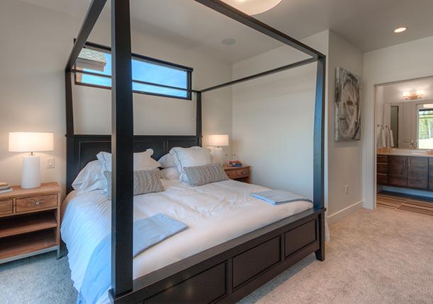 Alpine Bend Master Bedroom